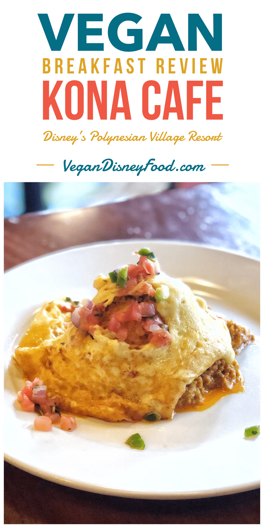 Vegan Breakfast Review at Kona Cafe in Disney's Polynesian Village Resort at Walt Disney World