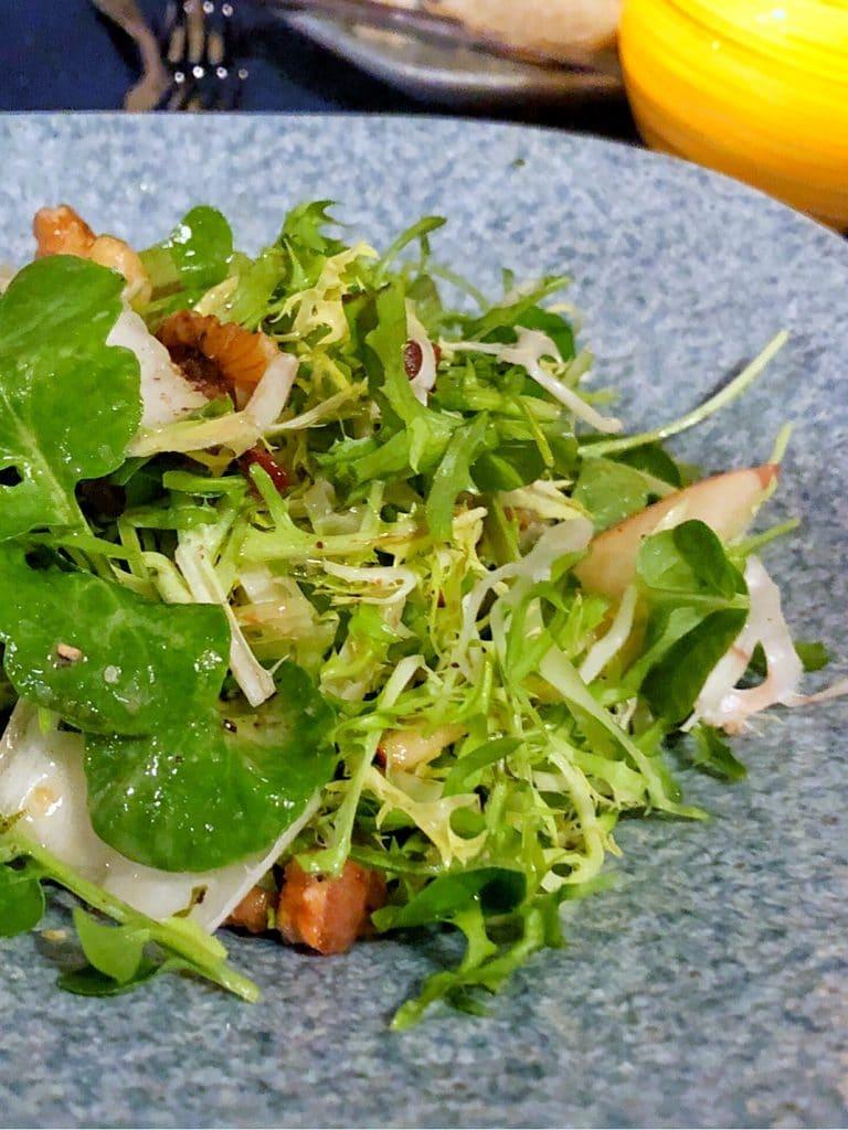 Vegan Dinner Review of Narcoossee's at Disney's Grand Floridian Resort at Walt Disney World