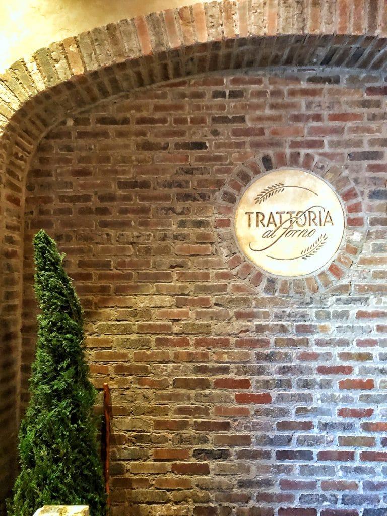 Vegan Review at Trattoria al Forno on the Disney Boardwalk at Walt Disney World