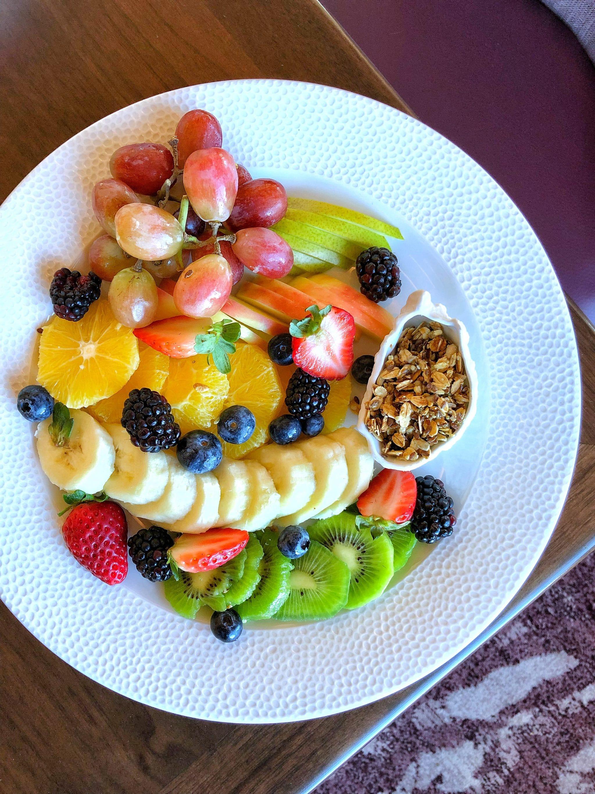 Vegan Character Breakfast at Topolino's Terrace in Disney's Riviera Resort at Walt Disney World