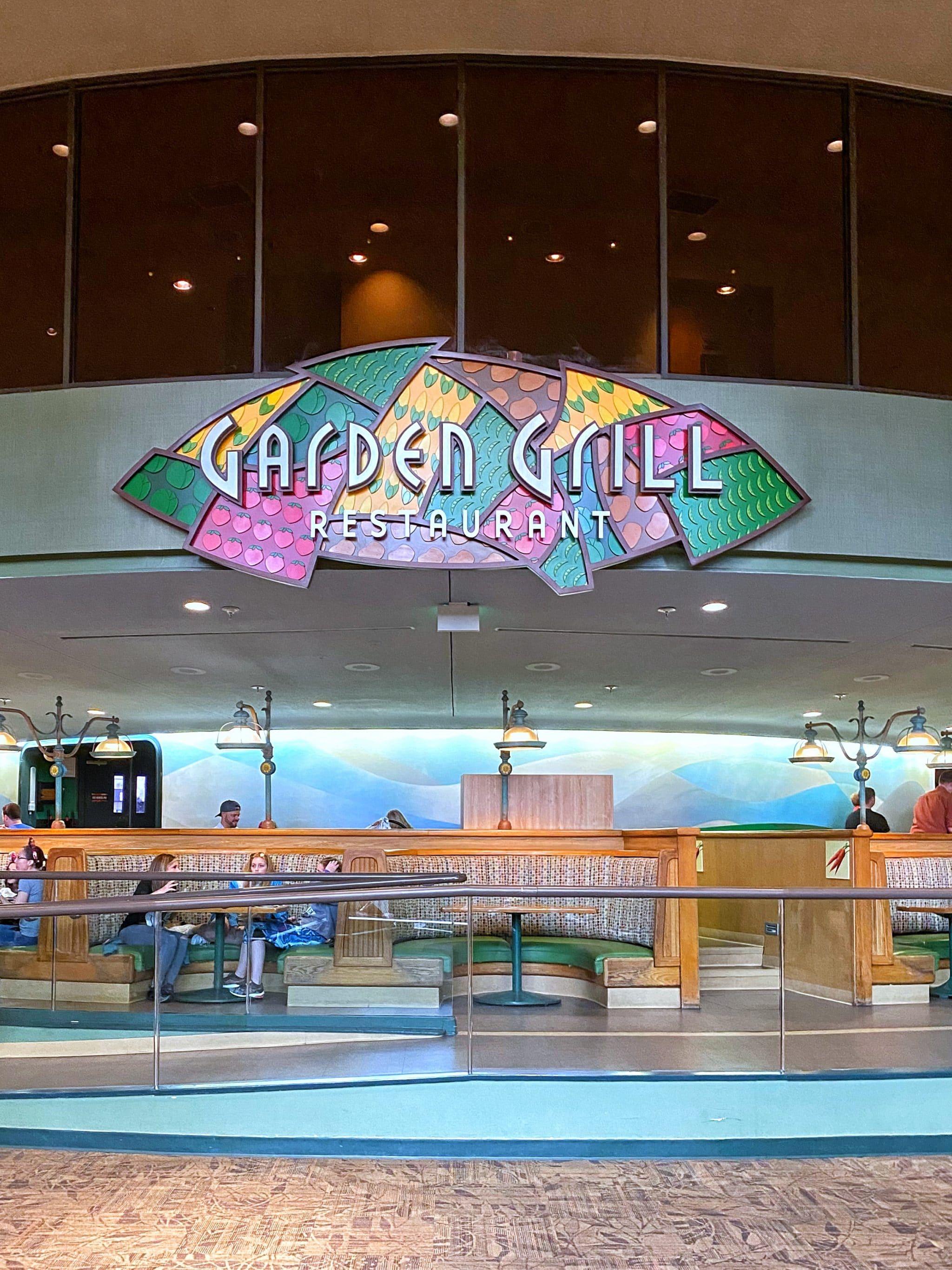Garden Grill Vegan Character Breakfast Review in Epcot at Walt Disney World