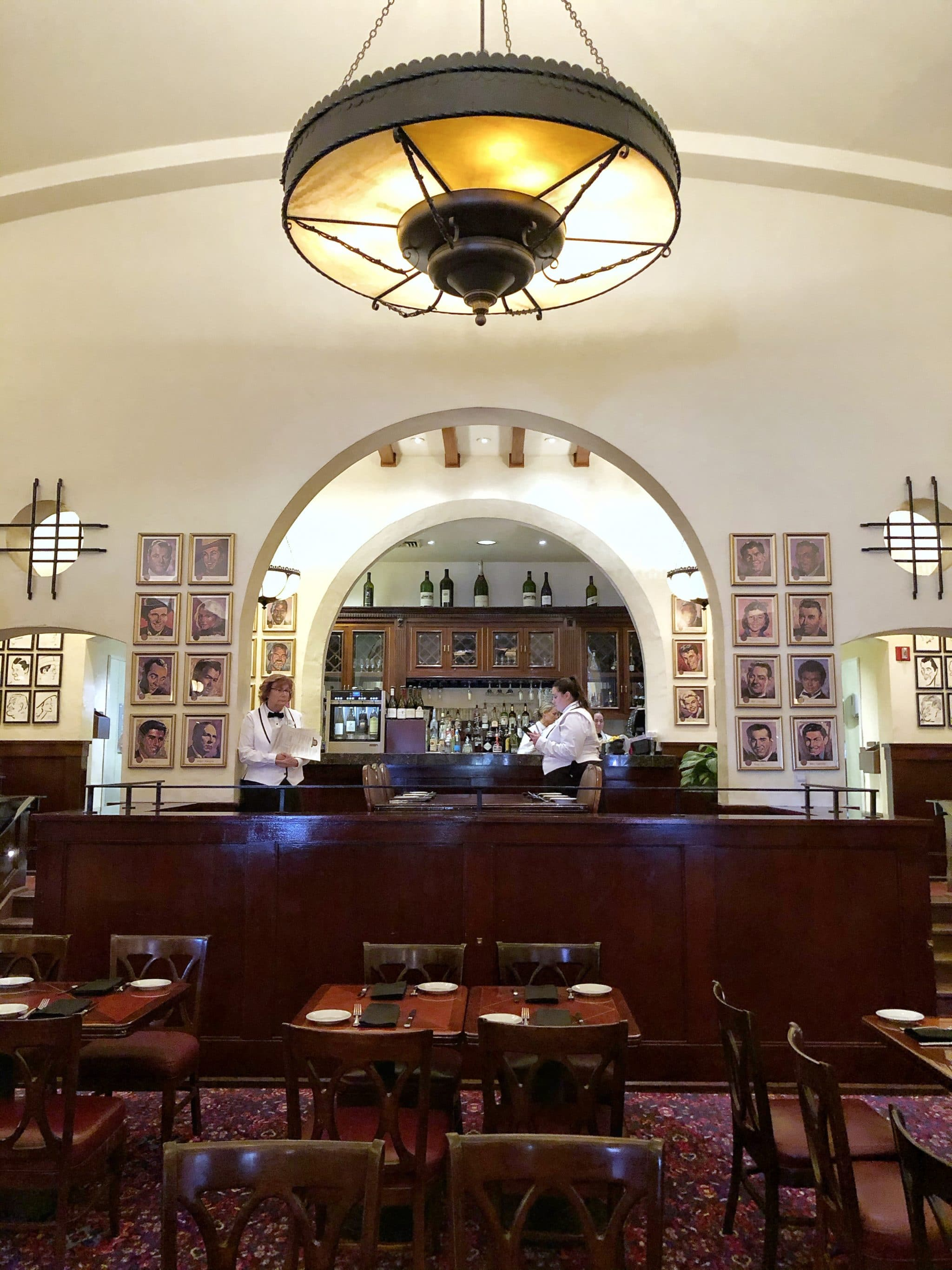 Vegan Options at The Hollywood Brown Derby in Disney's Hollywood Studios at Walt Disney World