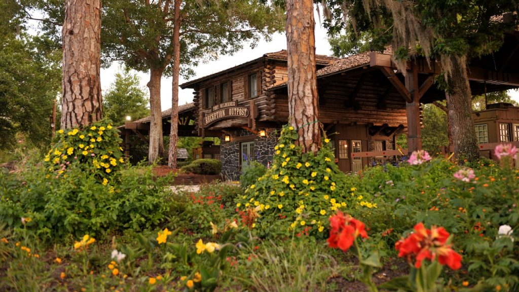Fort Wilderness Resort and Campground in Walt Disney World