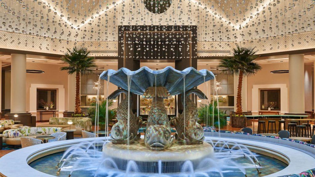 Disney's Dolphin Resort in Walt Disney World