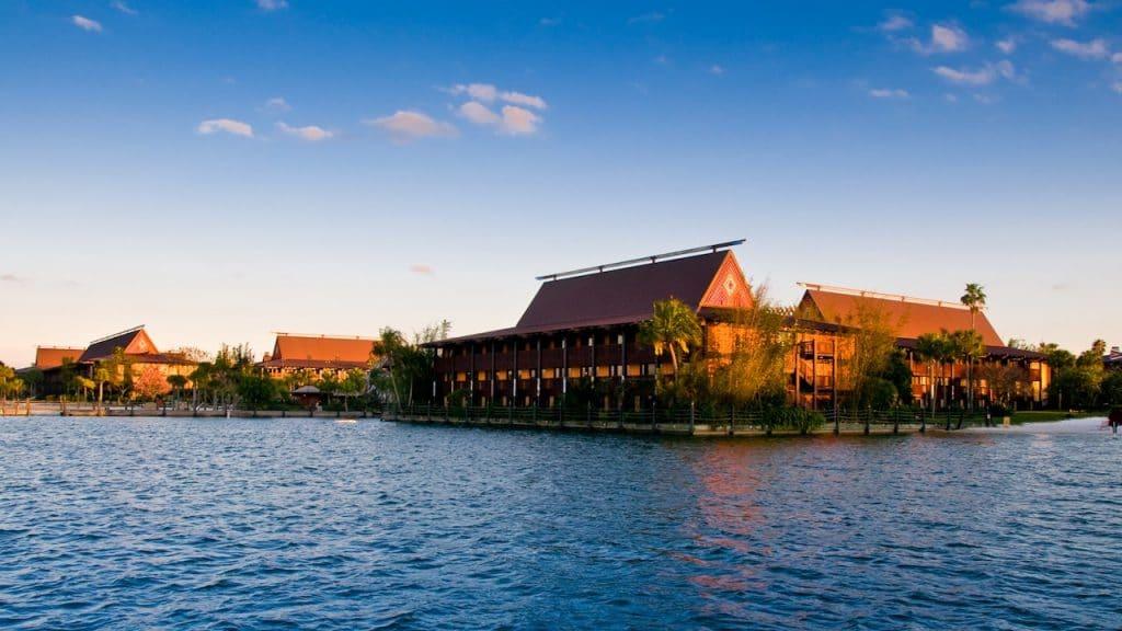Disney's Polynesian Village Resort in Walt Disney World