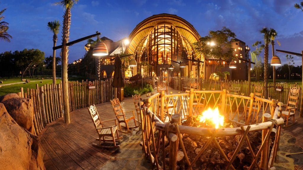 Animal Kingdom Lodge Kidani Village at Walt Disney World