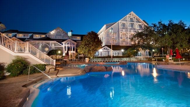 Disney's Beach Club Resort in Walt Disney World