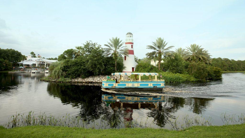 Disney's Old Key West Resort in Walt Disney World