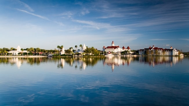 Disney's Grand Floridian Resort and Spa in Walt Disney World