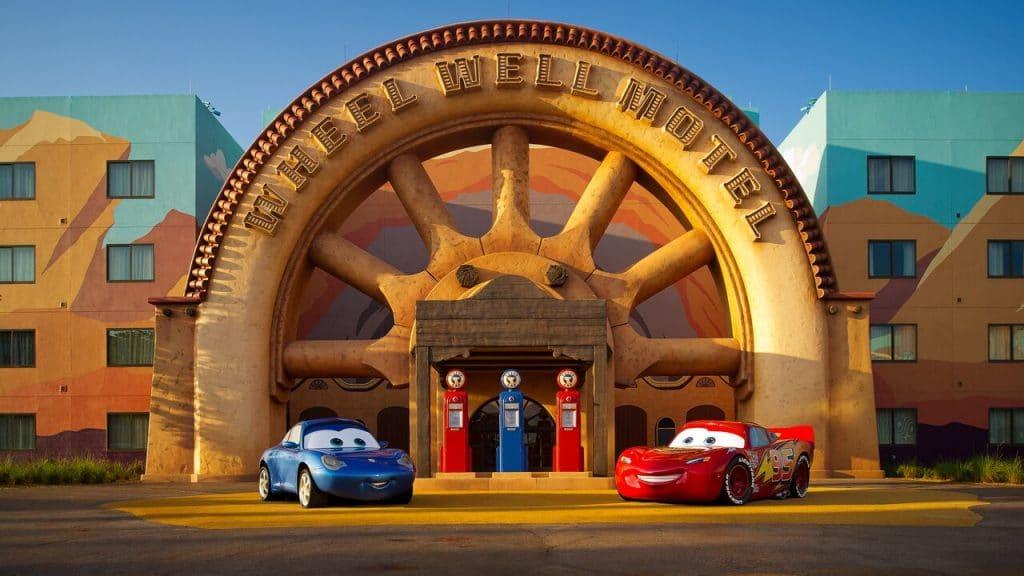 Disney's Art of Animation Resort at Walt Disney World