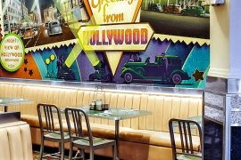 Hollywood and Vine Disney Junior Play 'n Dine Vegan Breakfast Options at Disney's Hollywood Studios in Walt Disney World