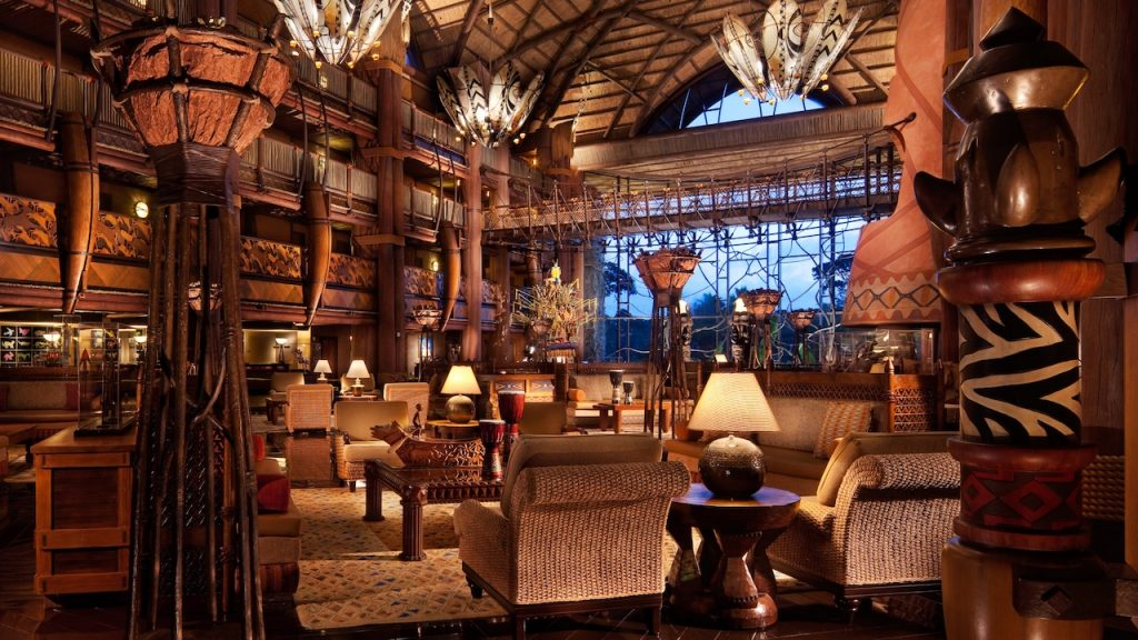Disney's Animal Kingdom Lodge at Walt Disney World