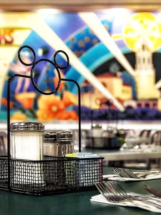 Hollywood and Vine Disney Junior Play 'n Dine Vegan Breakfast Options at Disney's Hollywood Studios in Walt Disney World