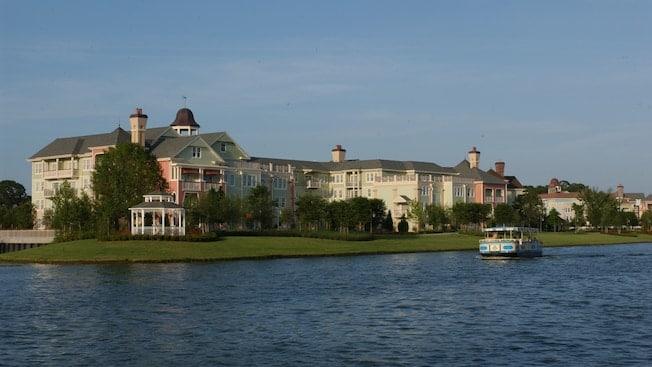 Disney's Saratoga Springs Resort in Walt Disney World