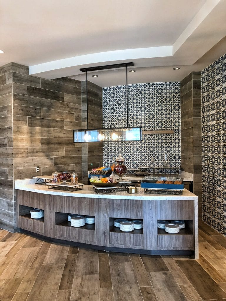 Chronos Club Vegan Options at Disney's Coronado Springs Gran Destino Tower in Walt Disney World