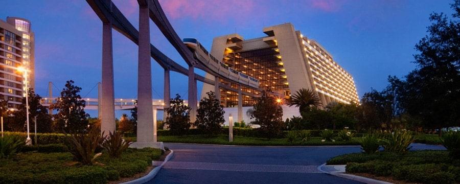 Disney's Contemporary Resort in Walt Disney World