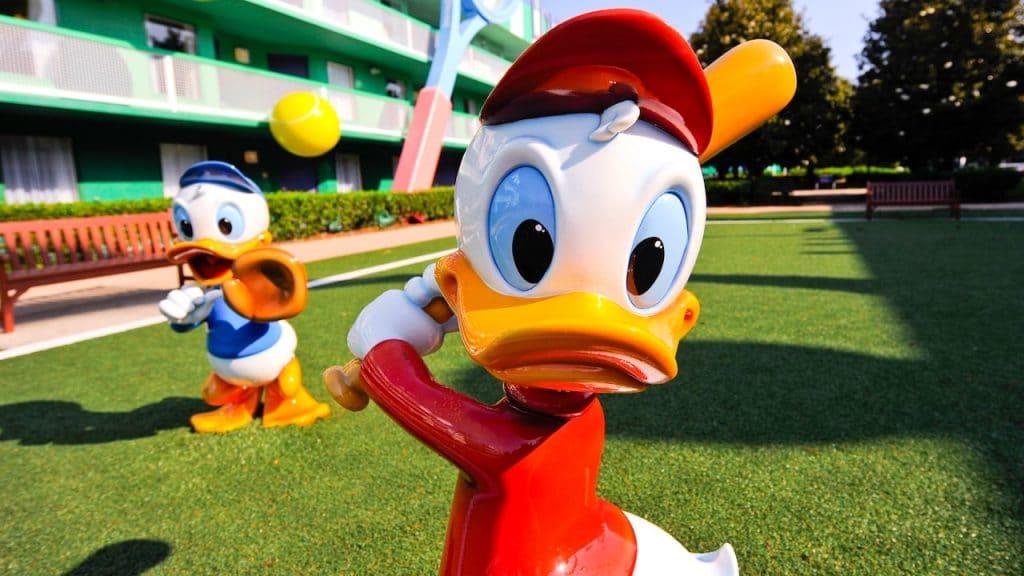 Disney's All Star Sports Resort at Walt Disney World