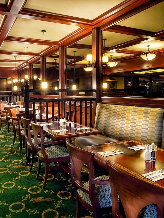 The Turf Club Bar and Grill Vegan Options at Disney's Saratoga Springs Resort in Walt Disney World