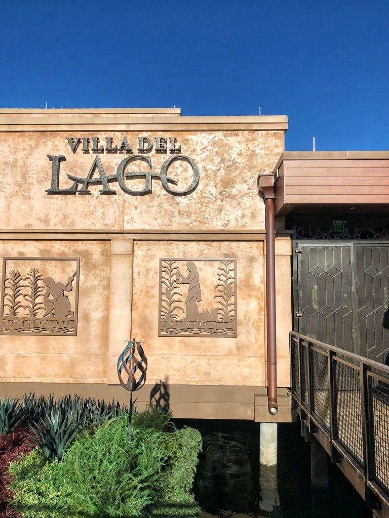 Three Bridges Bar & Grill at Villa del Lago at Coronado Springs Resort in Walt Disney World