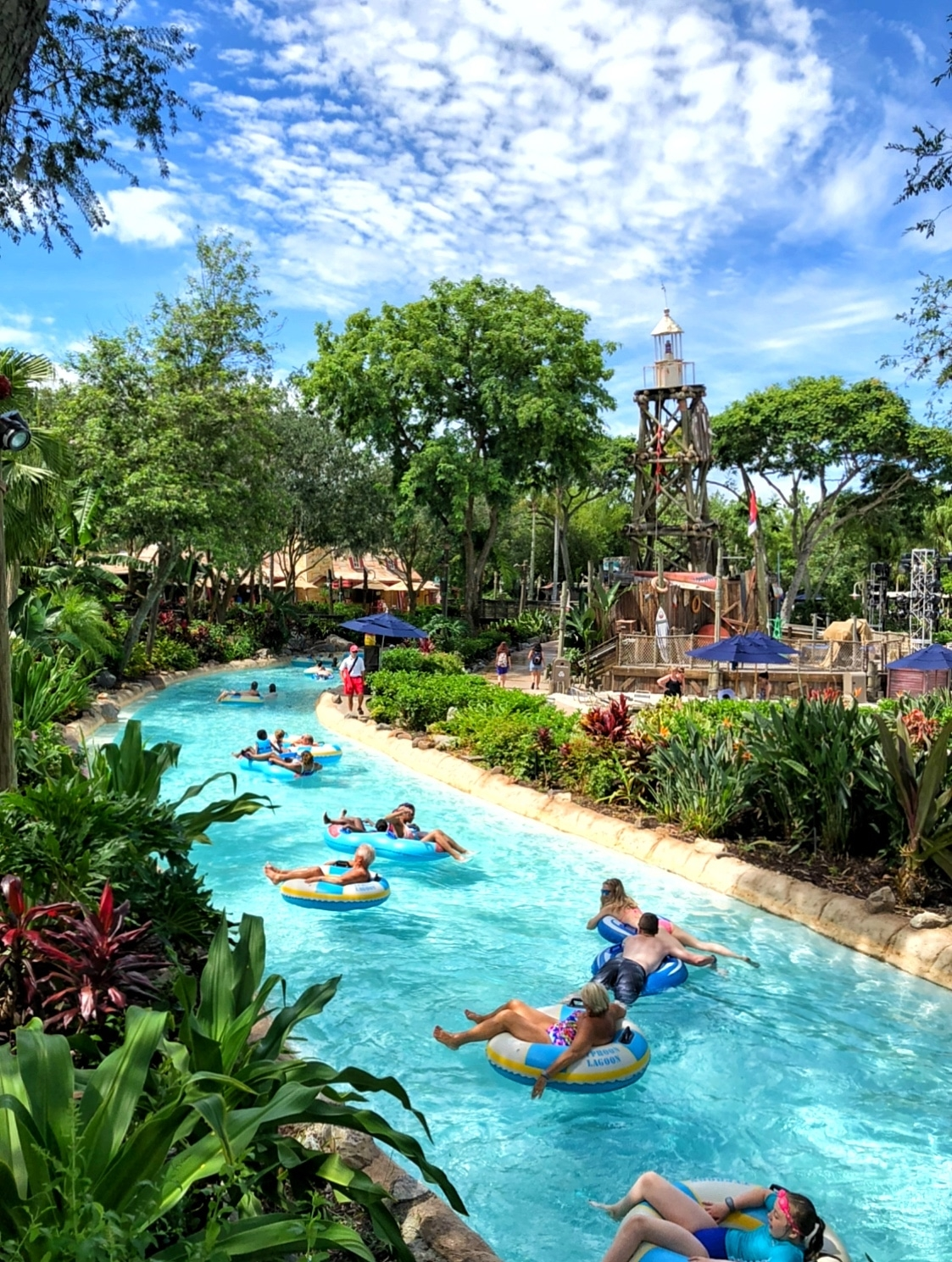 Disney Water Parks at the Walt Disney World Resort