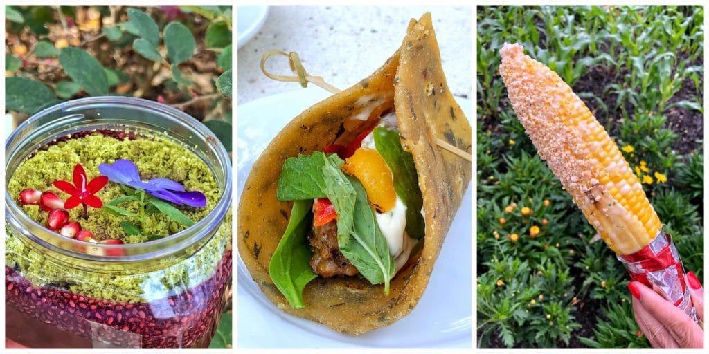 NEW Vegan Options CONFIRMED for 2020 Epcot Flower and Garden Festival
