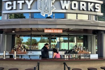What's Vegan at City Works Eatery & Pour House in Disney Springs at Walt Disney World?