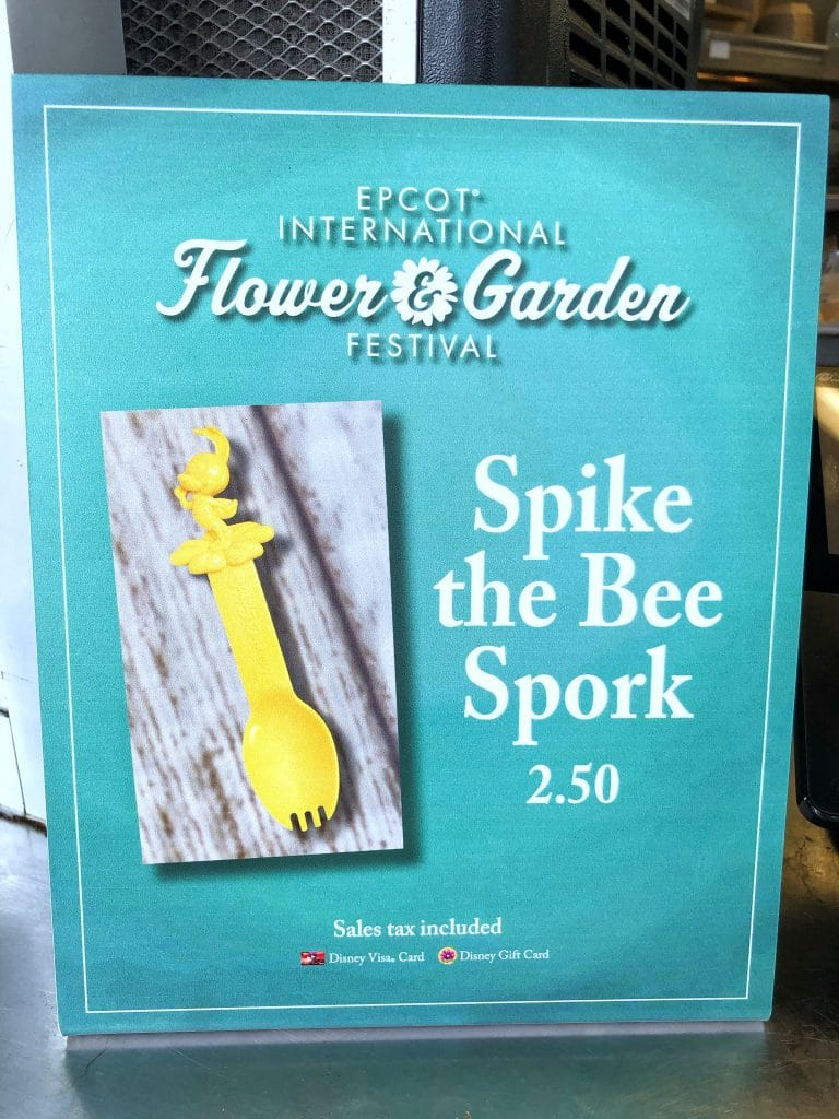 The Complete Epcot International Flower and Garden Festival Vegan Disney Food Guide