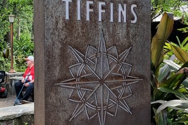 Vegan Review of Tiffins in Disney's Animal Kingdom at Walt Disney World