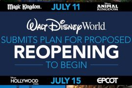 A Comprehensive Guide to Walt Disney World Phased Reopening Procedures