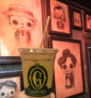 Gideon's Peanut Butter Nitro Brew