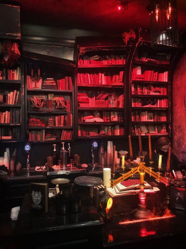 Gideon's Bakehouse Interior
