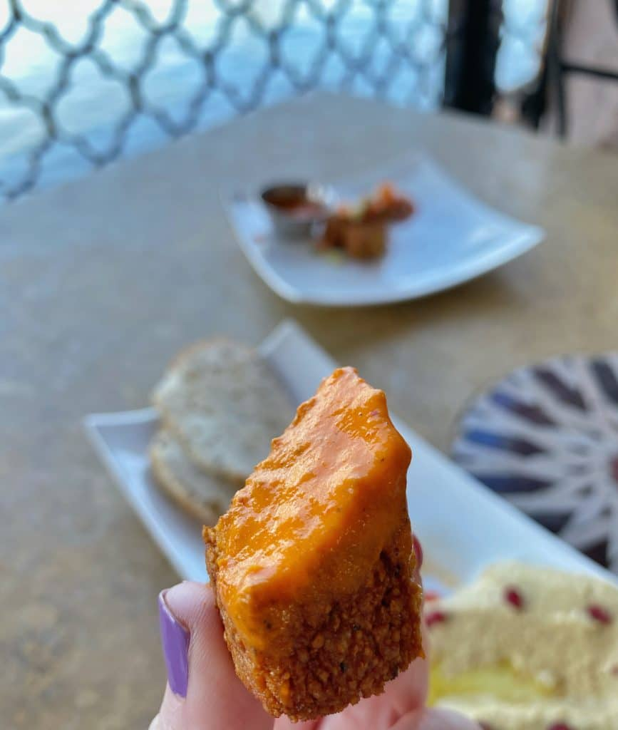 Hummus Fries Spice Road Table