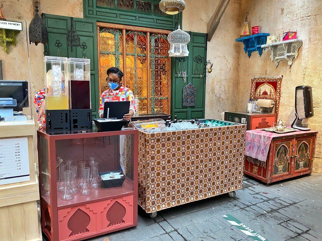 Snack Cart Morocco EPCOT