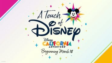 A Touch of Disney