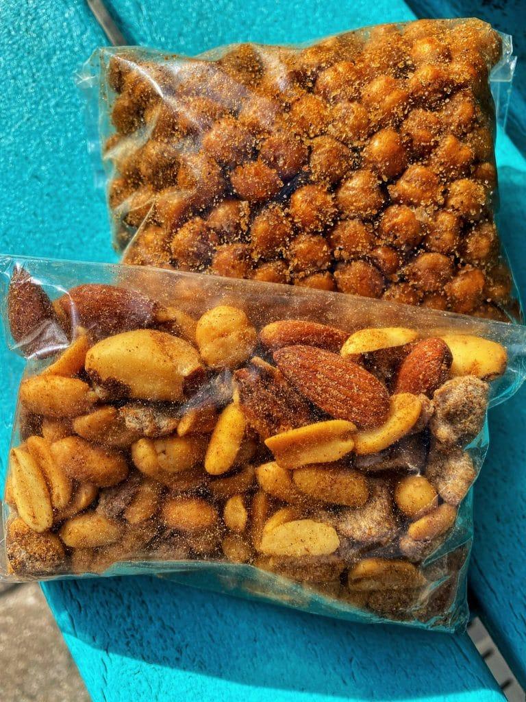 Vegan snacks Morocco EPCOT