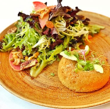 Doughnut Salad California Grill