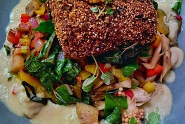 Be Our Guest Vadouvan Spiced Vegetables