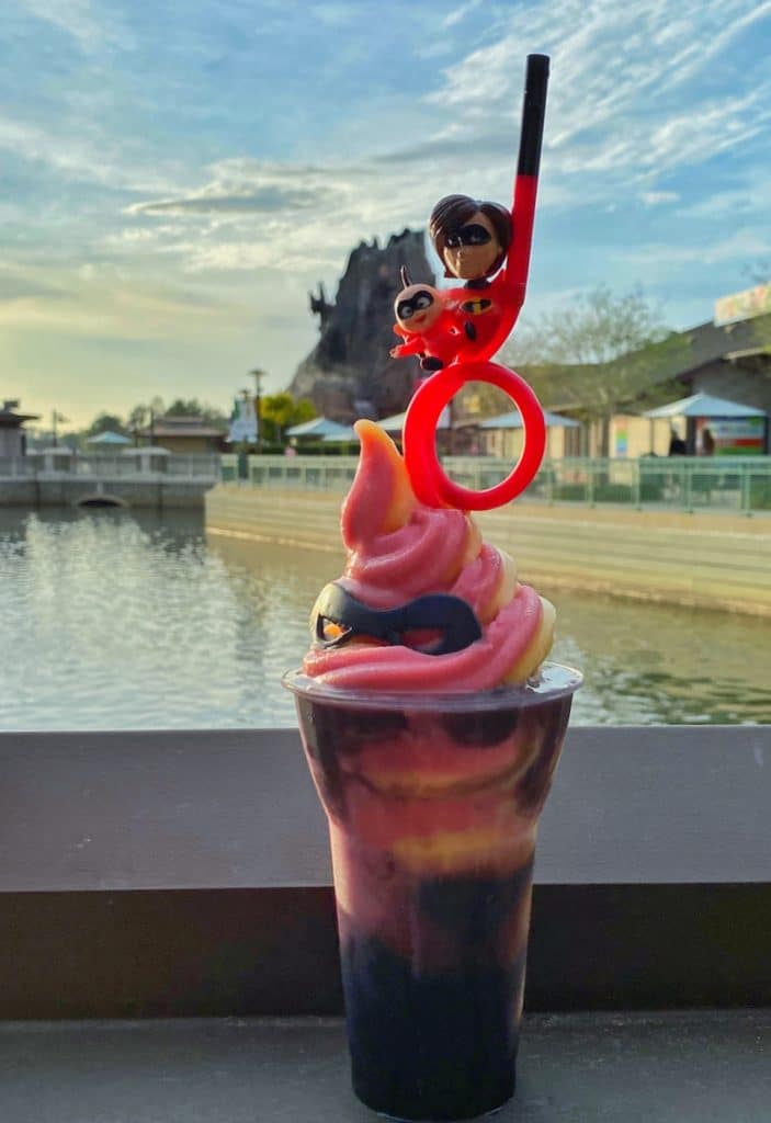 Mrs. Incredible Dole Whip Float