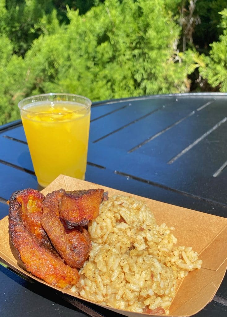 plantains without lamb