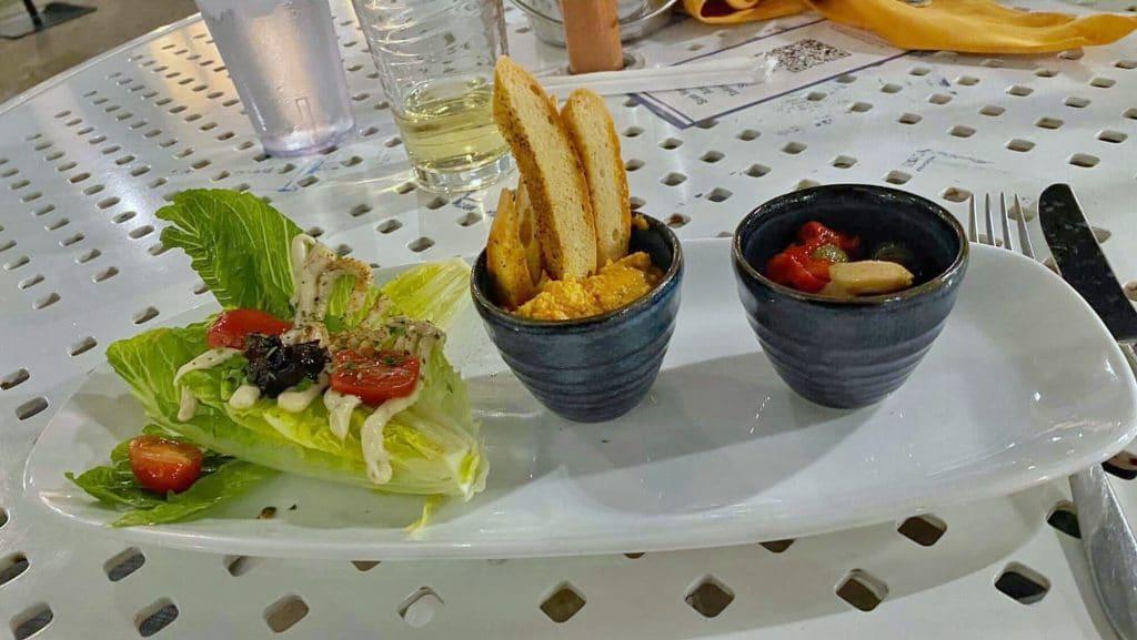 Chef TJ salad