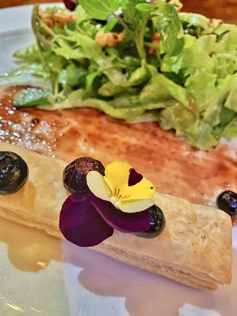 Seasonal Salad Le Cellier