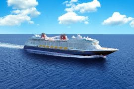 Disney Wish ship Disney Cruise Line