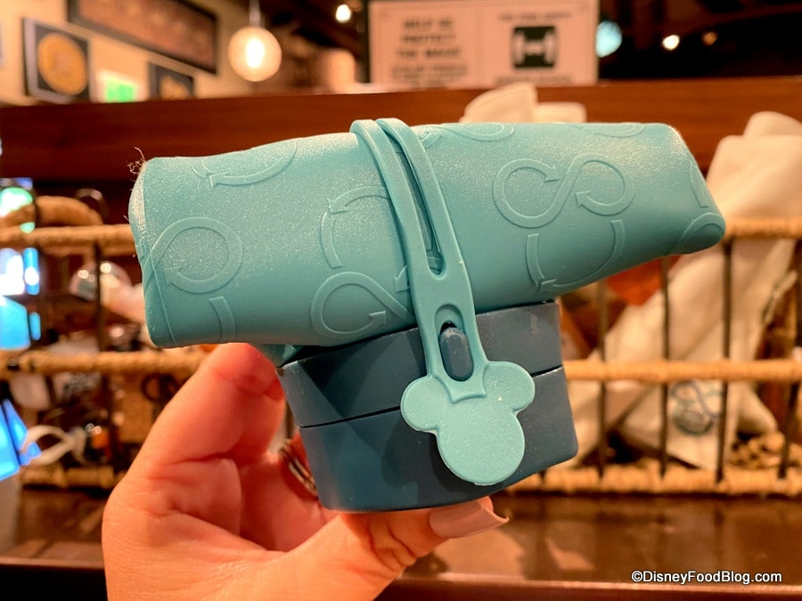 Foldable Reusable Disney Water Bottle