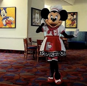 Chef Minnie