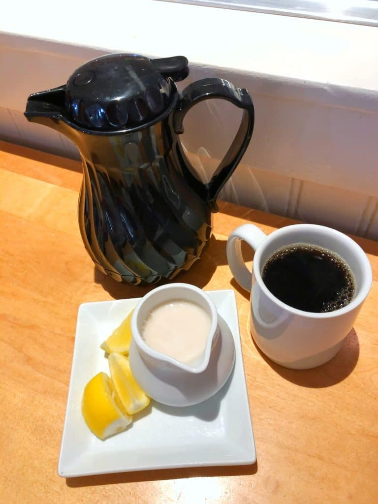 Cape May Cafe coffee