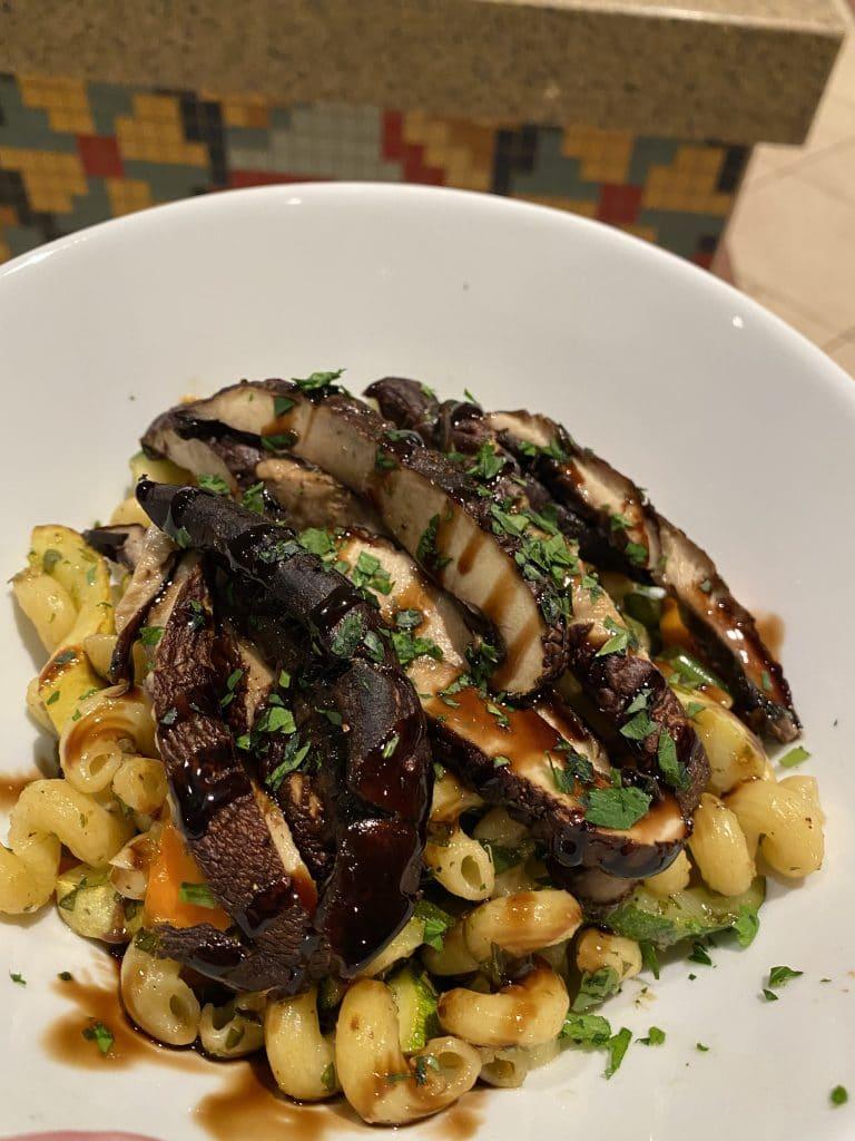 vegan Portobello Steak Cape May Cafe