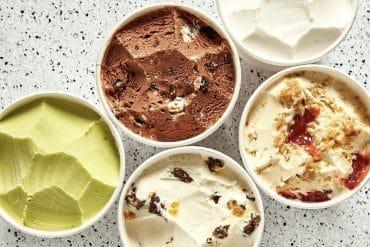 Salt & Straw Ice cream vegandulgence