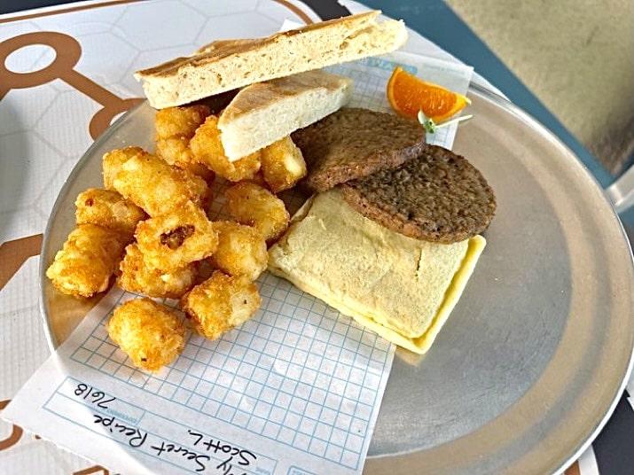 Vegan Pym Test Kitchen Impossible Garden Quantum Breakfast