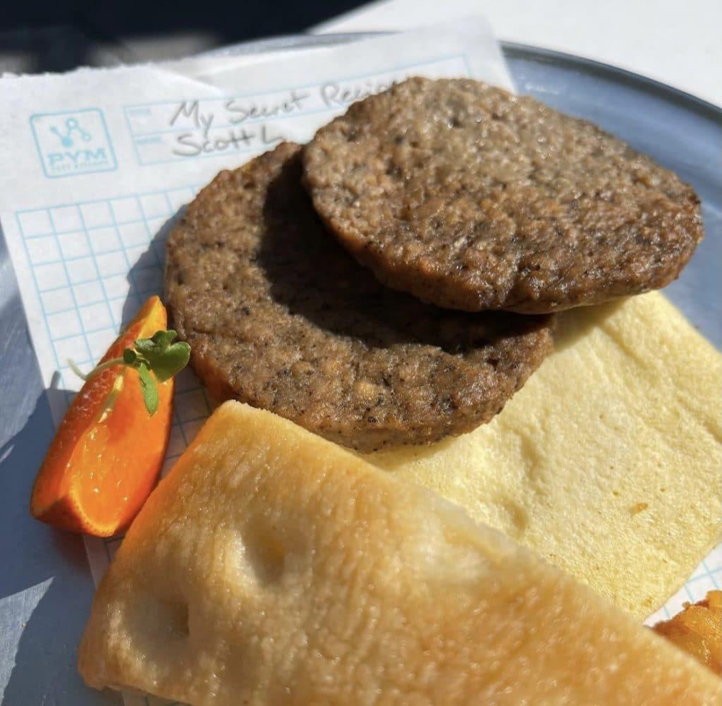 Impossible Garden Quantum Breakfast Vegan Pym Test Kitchen