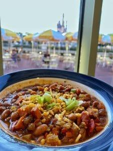 Vegan chili Plaza